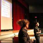 Speaker shares real-life experiences with addiction