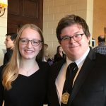 Two SHS students perform with All-National Chorus; one chosen for prestigious solo