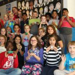 Boght Hills fourth graders show just how much 'Kindness Rocks'