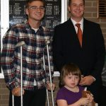 Albany County Executive recognizes two Shaker students for saving a girl's life