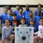 Loudonville Linguists use English to save polar bears
