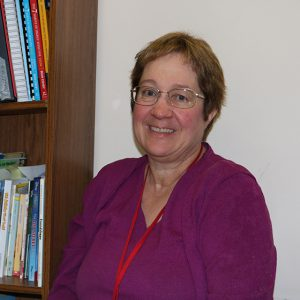 North Colonie School Psychologist, Kathy Leavens
