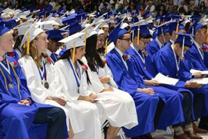 Shaker High School holds Class of 2018 Commencement Ceremony