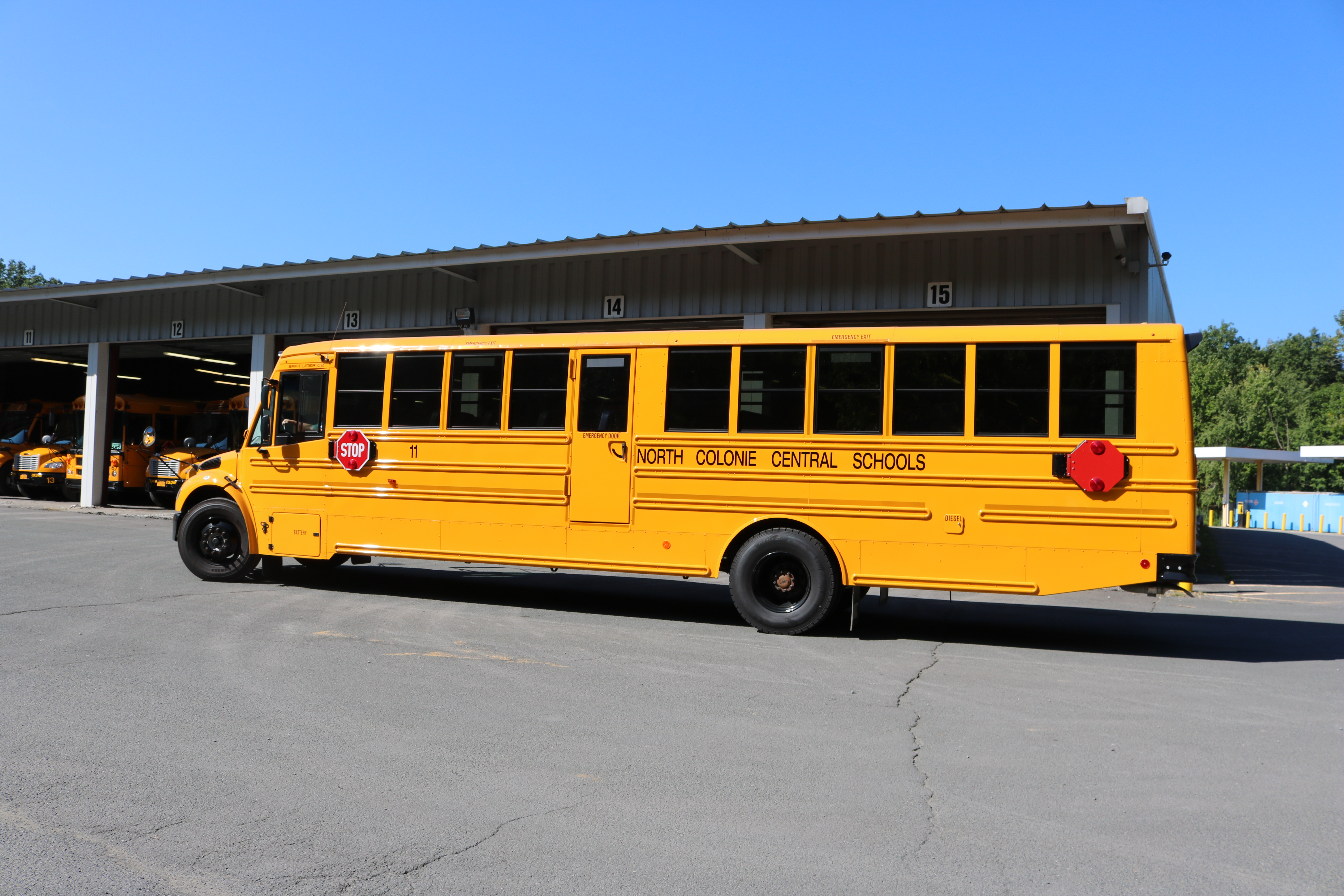 Important Information on Bus Safety and Schedules | North