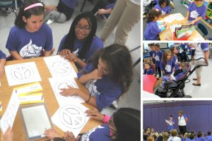 Southgate School Celebrates International Peace Day