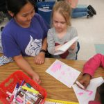 Southgate Buddies Create Thanksgiving Cards for Equinox