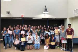 SHS students receive national recognition for Spanish exam results