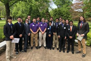 Shaker students take home big awards at New York State High School Business Model Competition