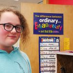 Southgate's Maddie Simson welcomes new student with kindness, earns Kids Care award for June